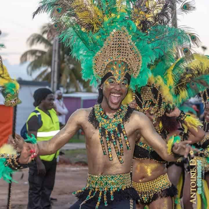 Jamaïca à Sainte-Rose avec notre meneur