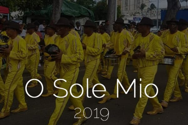 Guimbo All Stars - O Sole Mio Carnaval Guadeloupe