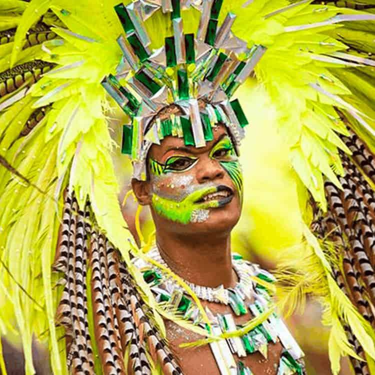 Major du Carnaval 2019